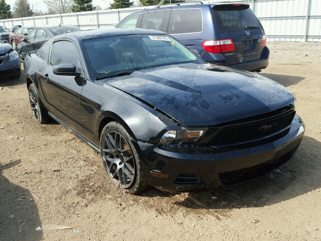 1ZVBP8AN8A5136620 - 2010 FORD MUSTANG