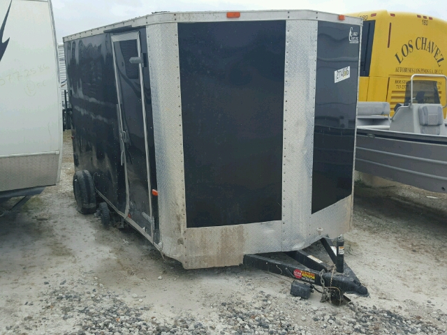COPART Lot #21148686 2013 CARG TRAILER