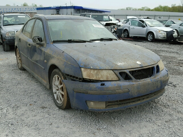 COPART Lot #28832757 2003 SAAB 9-3 LINEAR