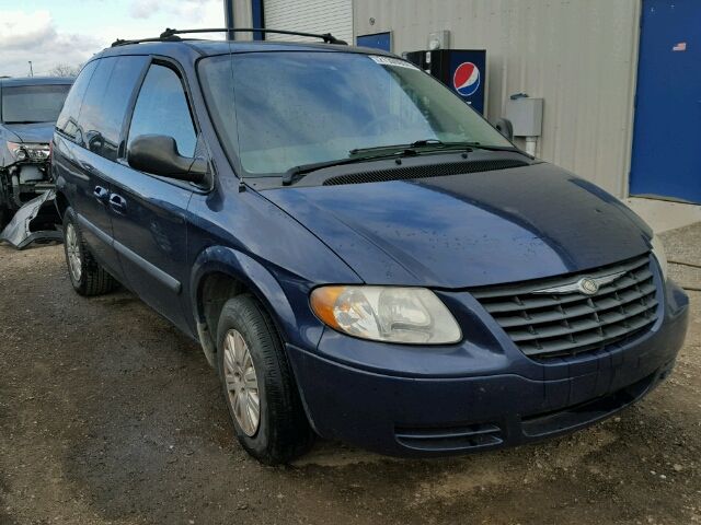 1A4GP45R66B564798 - 2006 CHRYSLER TOWN & COU