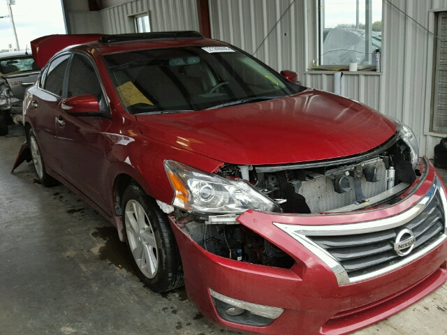 COPART Lot #21240606 2015 NISSAN ALTIMA 2.5