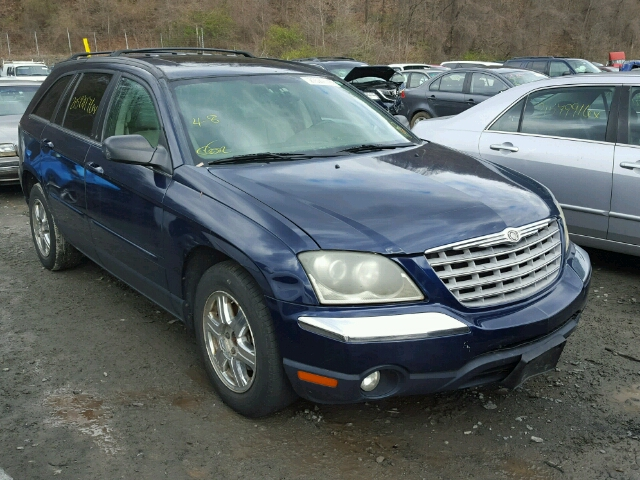COPART Lot #21524176 2004 CHRYSLER PACIFICA