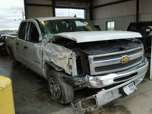 COPART Lot #21189956 2013 CHEVROLET SILVERADO