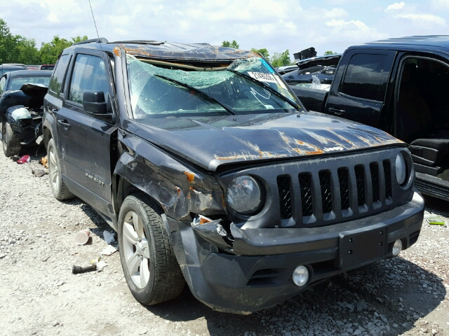 1C4NJPFB8FD372711 - 2015 JEEP PATRIOT LA
