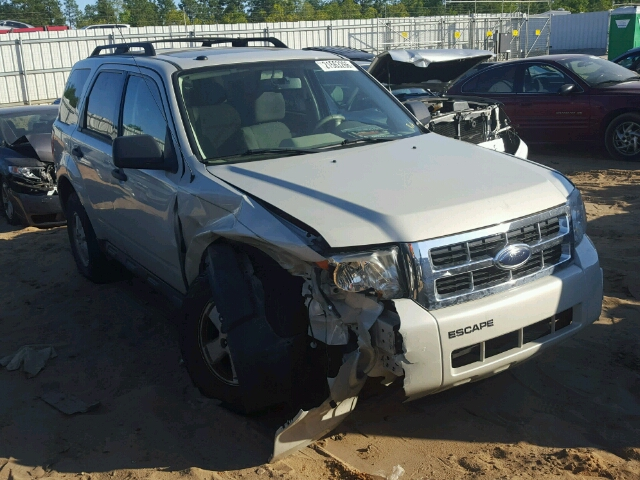 1FMCU93799KC81162 - 2009 FORD ESCAPE XLT