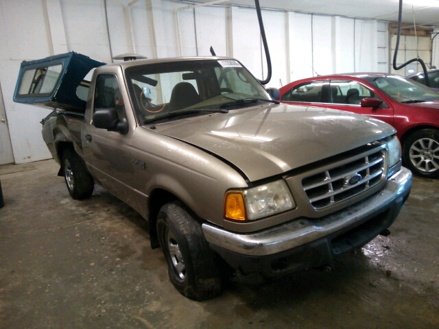 COPART Lot #22488296 2003 FORD RANGER