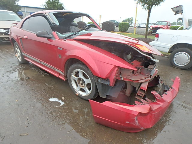 COPART Lot #24978646 2004 FORD MUSTANG
