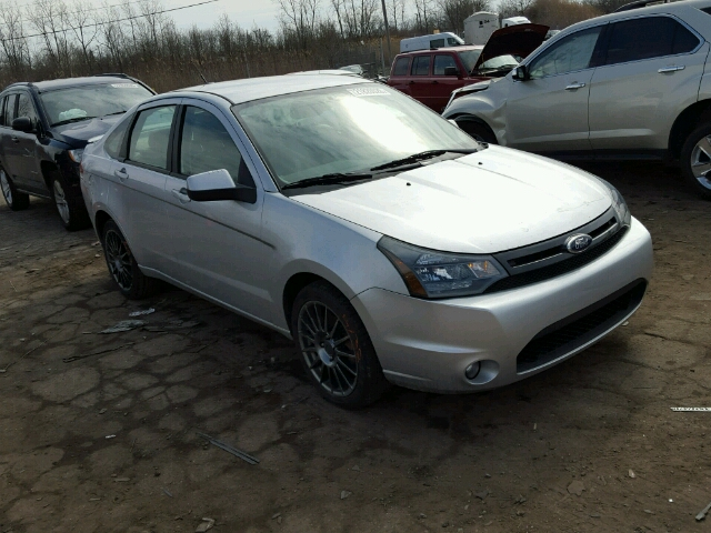 1FAHP3GN3BW163958 - 2011 FORD FOCUS SES