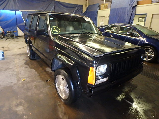 1J4FJ28S4ML544976 - 1991 JEEP CHEROKEE