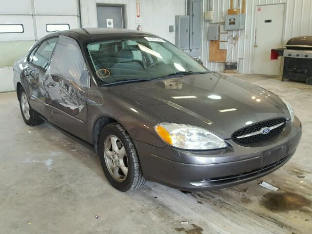 COPART Lot #27486636 2003 FORD TAURUS SES