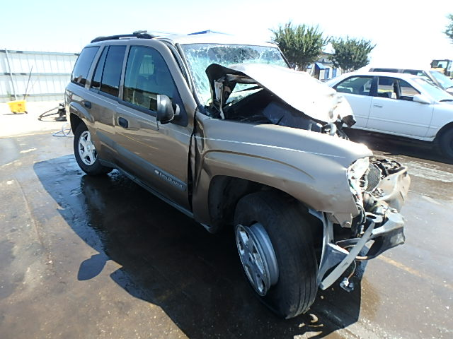 1GNDS13S732192404 - 2003 CHEVROLET TRAILBLAZE