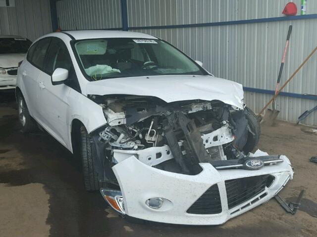 1FAHP3K2XCL304640 - 2012 FORD FOCUS SE