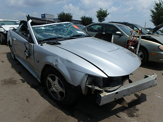 1FAFP44674F214519 - 2004 FORD MUSTANG
