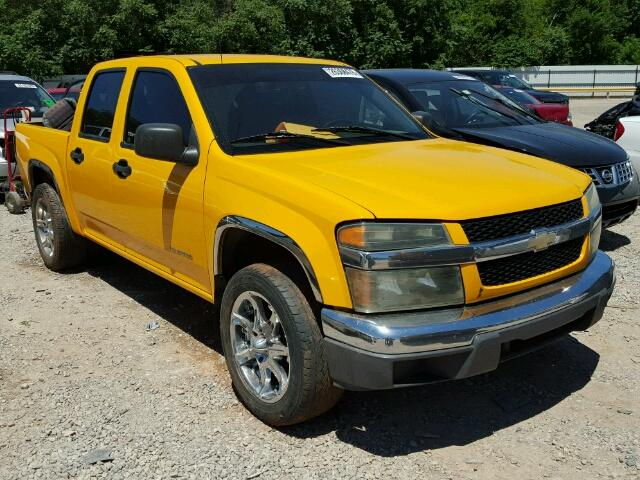 COPART Lot #28628786 2005 CHEVROLET COLORADO