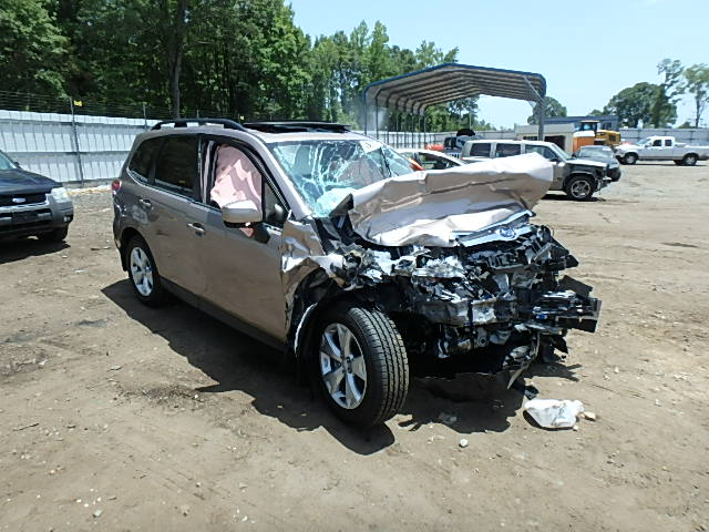 COPART Lot #29411066 2016 SUBARU FORESTER 2