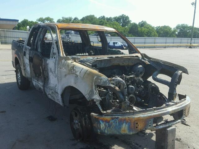 COPART Lot #29892606 2010 FORD F150