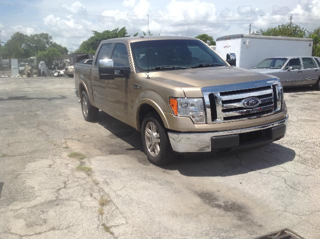 COPART Lot #30096306 2011 FORD F150