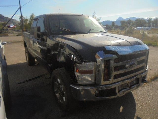 1FTWX31R88EE45024 - 2008 FORD F350 SUPER
