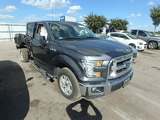 1FTEW1CF2FFB54953 - 2015 FORD F150
