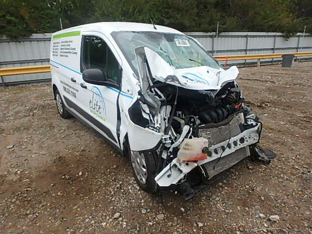 COPART Lot #36108606 2015 FORD TRANSIT CO