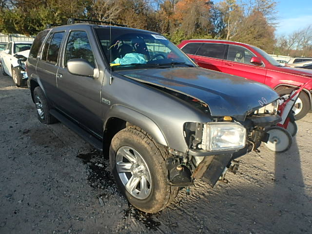 COPART Lot #39583096 2004 NISSAN PATHFINDER