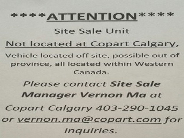 COPART Lot #44398276 2014 WESTERN STAR/AUTO CAR CONVENTION