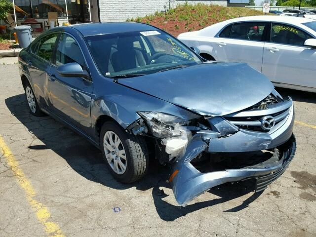 Salvage V | 2012 Mazda 6