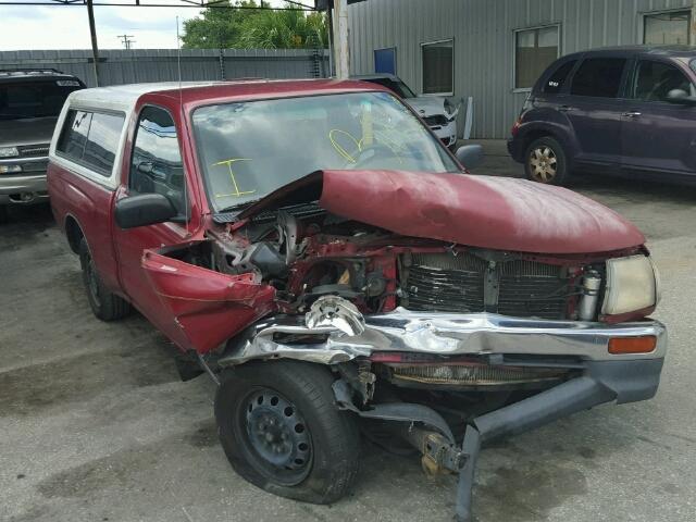 Salvage V | 1997 Toyota Tacoma