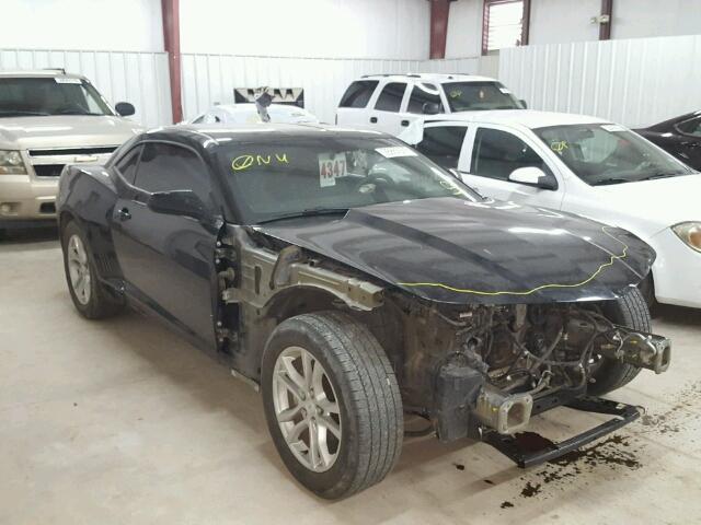 Salvage V | 2014 Chevrolet Camaro