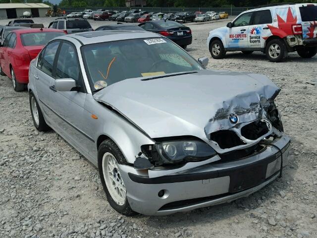 WBAEV33472PD55359 - 2002 BMW 325I