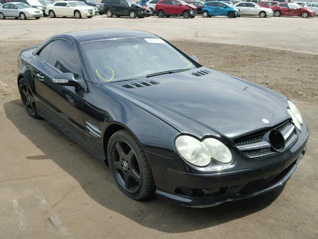 2003 MERCEDES-BENZ SL500R