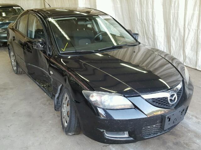 JM1BK32F781874860 - 2008 MAZDA MAZDA3I