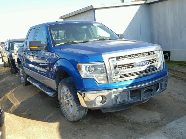 COPART Lot #23070047 2014 FORD F150
