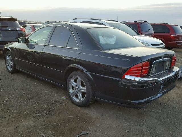 LINCOLN LS SERIES 2001