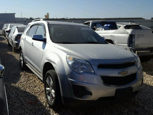 COPART Lot #23341897 2010 CHEVROLET EQUINOX LT