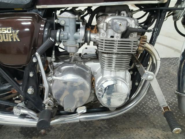 HONDA 550 1978