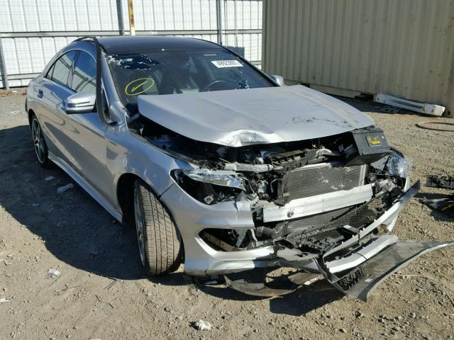 2014 Mercedes-benz Cla 250 2.0. Lot 49923097 Vin WDDSJ4EB1EN064569