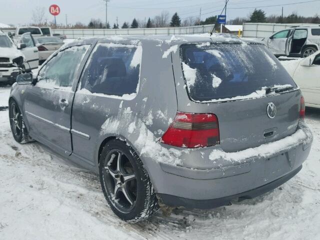 VOLKSWAGEN GTI 2003