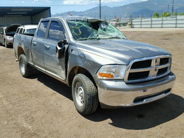 Salvage V   2011 Dodge Ram 1500