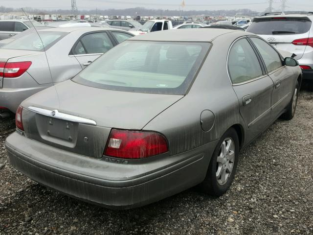 MERCURY SABLE 2002