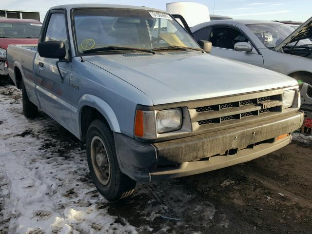 1990 Mazda B2200 shor 2.2. Lot 51365597 Vin JM2UF1236L0929199