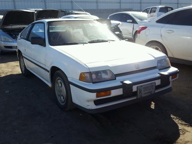 1986 HONDA CIVIC 1500