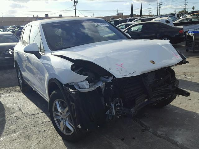 click here to view 2018 PORSCHE CAYENNE at IBIDSAFELY