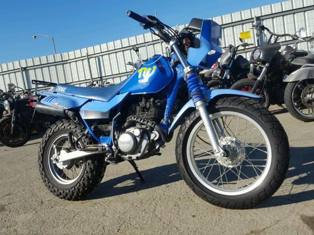 1989 YAMAHA TW200