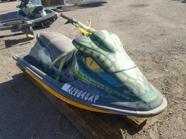 Salvage J | 1995 Othe Jet Ski