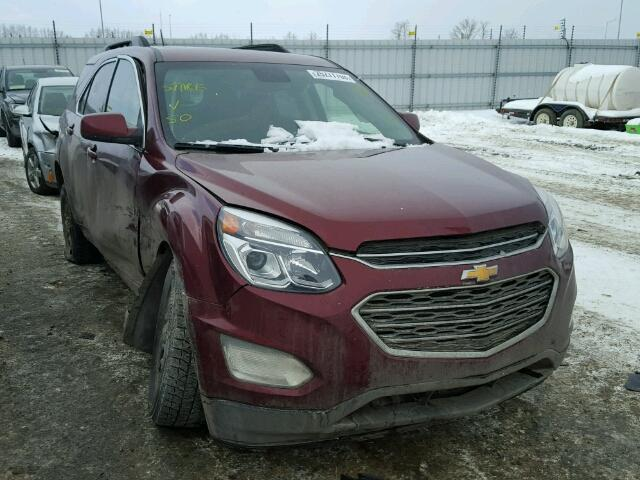click here to view 2016 CHEVROLET EQUINOX LT at IBIDSAFELY