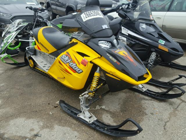 click here to view 2003 SKI DOO MXZ 600 at IBIDSAFELY