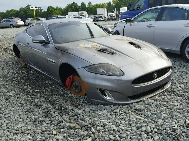 click here to view 2013 JAGUAR XKR at IBIDSAFELY