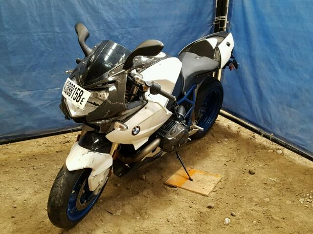BMW MOTORCYCLE 2009