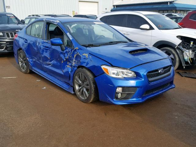 click here to view 2016 SUBARU WRX PREMIU at IBIDSAFELY